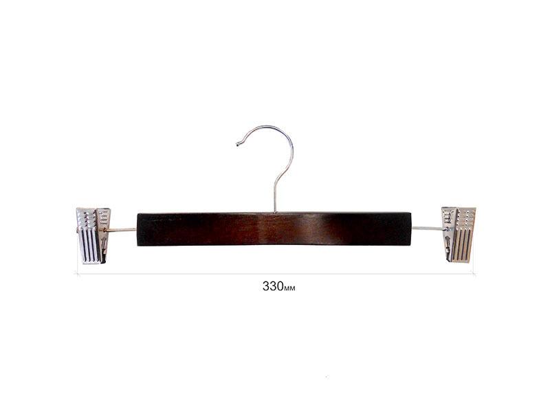 Плечики для брюк type 5АВ с прищепками