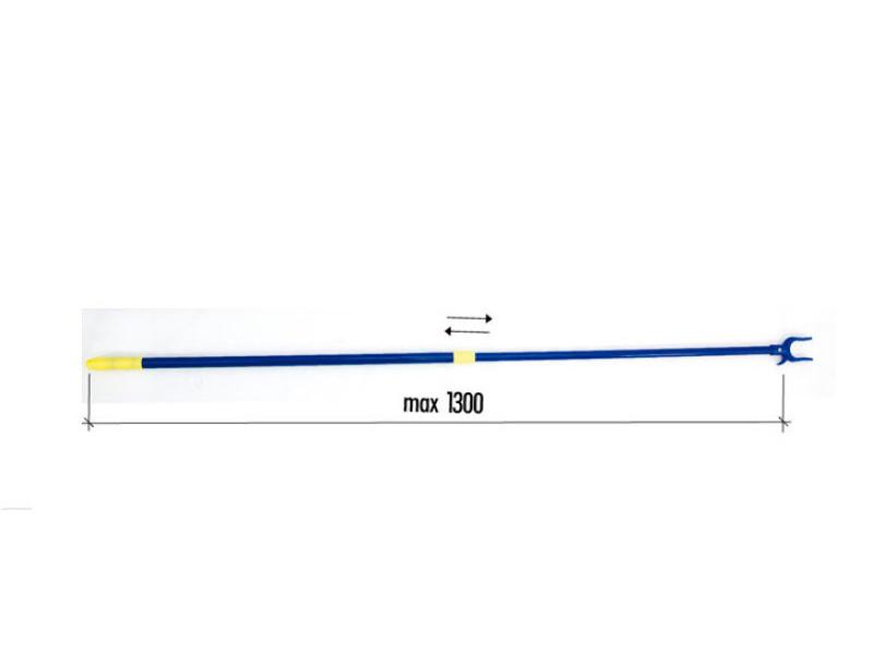 Крючок для вешалок (темн.синий)