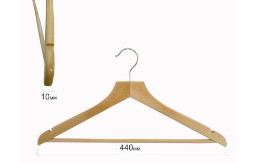 Плечики для одежды type 1AX(бук)