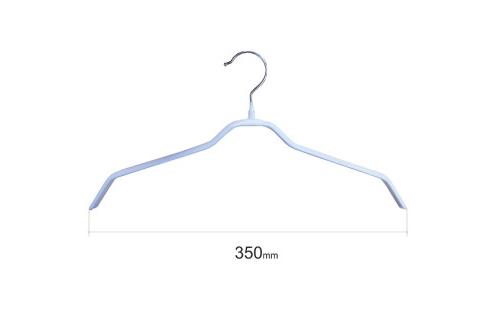 Плечики для одежды type 6 метал. 35см (белая)